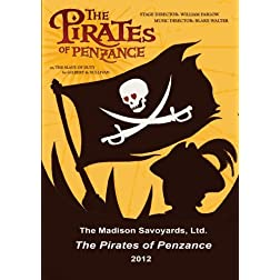 The Pirates of Penzance - 2012