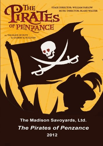 Buy The Pirates of Penzance - 2012 From amazon