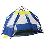 """Pacific Play Tents Kids One Touch Play Cabana, UV Treated - 60"""" x 35"""" x 40"""""""