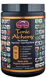 Tonic Alchemy Dragon Herbs 9.5 oz (270 gm)/30 d Powder