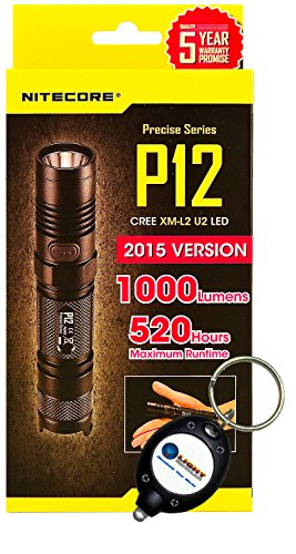 NEW UPGRADED Nitecore P12 (Precise Series) Cree