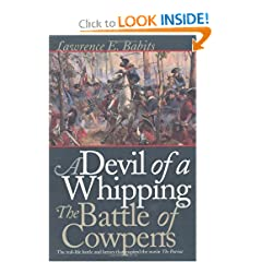 A Devil of a Whipping: The Battle of Cowpens by Lawrence E. Babits