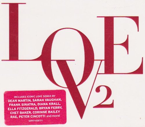 Love, Vol. 2 (Nordstrom) by Various Artists, Dean Martin, Charlie Hunter/Norah Jones, Frank Sinatra and Diana Krall/Ella Fitzgerald