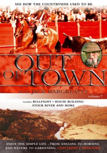 Out Of Town - With Jack Hargreaves: Volume 7 [DVD]