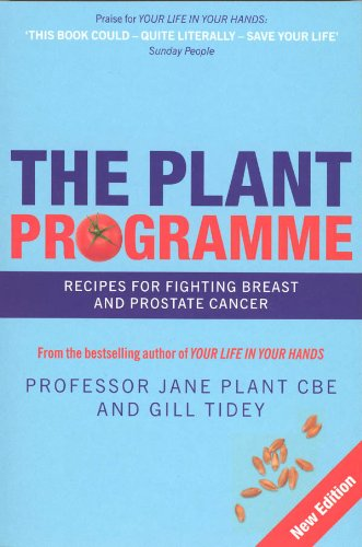 The Plant Programme by Gillian Tidey, Jane Plant