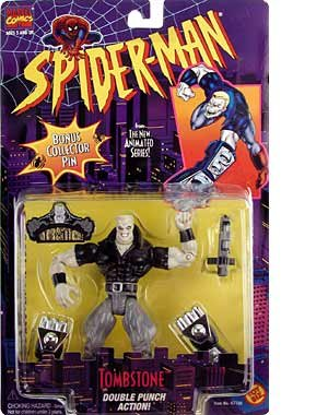 Spider-Man: The Animated Series > Tombstone Action Figure - 1