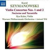 Violin Concertos Nos. 1 and 2