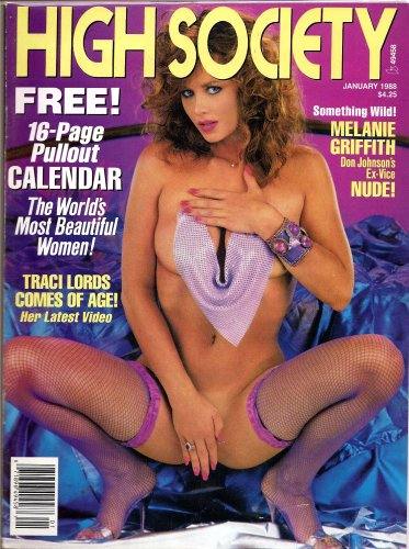 Traci lords february hustler