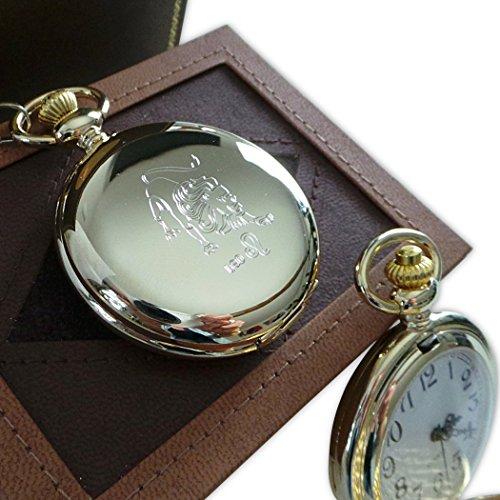 gravure-offerte-plaque-or-24-ct-motif-signe-du-zodiaque-du-lion-woodford-pocket-watches-montre-de-po
