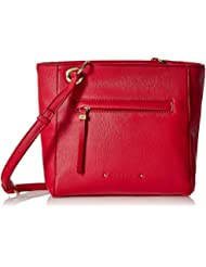 Caprese Zoya Women's Sling Bag (Red)
