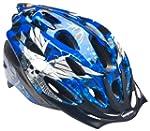 Mongoose Youth Thrasher Helmet, Blue...