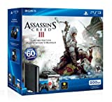 PlayStation 3 500GB Assassin&#8217;s Creed III Bundle