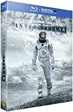 Interstellar [Blu-ray + Copie digitale]