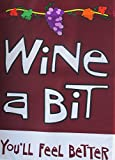Wine a Bit Flag