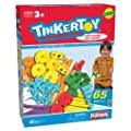 Tinkertoy 65 Piece Essentials Value Set Children, Kids, Game
