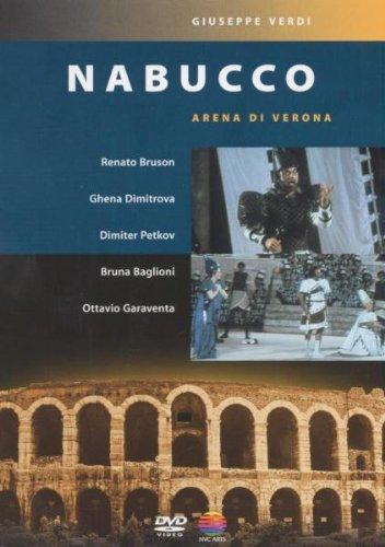 Nabucco - Arena Di Verona (M.Arena) - Verdi - DVD