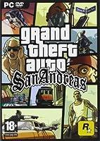 Grand Theft Auto: San Andreas (PC) (輸入版 UK)