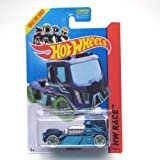 Rennen Rig '14 Hot Wheels 182/250 (Blue) Vehicle