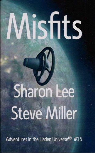 Misfits (Liaden Universe) cover