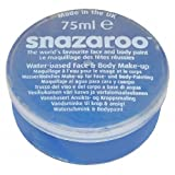 Snazaroo 75 ml Pot Body and Face Paint (Royal Blue)