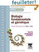 Biologie fondamentale et g�n�tique