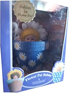 Anne Geddes Flower Pot Babies Daisy by Anne Geddes