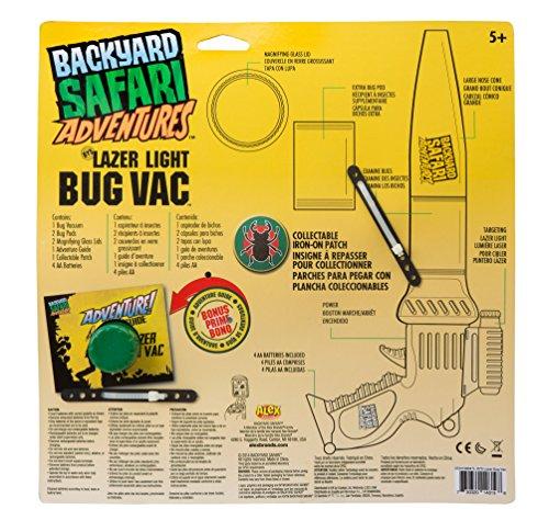 Backyard Safari Lazer Light Bug Vac