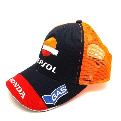 honda-gas-repsol-moto-gp-team-trucker-cap-orange-offizielle-2015