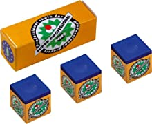 Longoni Kreide de tiza para taco de billar profesional (caja pequeña)