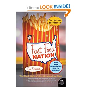 Click to buy Fast Food Nation from Amazon!