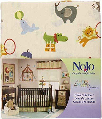 NoJo by Jill McDonald Crib Sheet