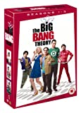 The Big Bang Theory Season 1-3 [DVD]