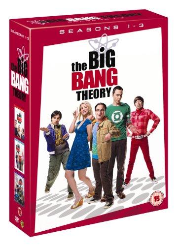 The Big Bang Theory - Seasons 1-3 [Import anglais] (Big Bang Theory Dvd Season 1 compare prices)