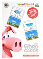 Rhyming WordCards and Matching Game