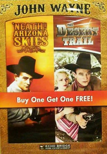 Cover art for  Neath The Arizona Skies & The Desert Trail
