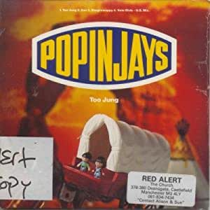 Popinjays, The - Too Jung E.P.