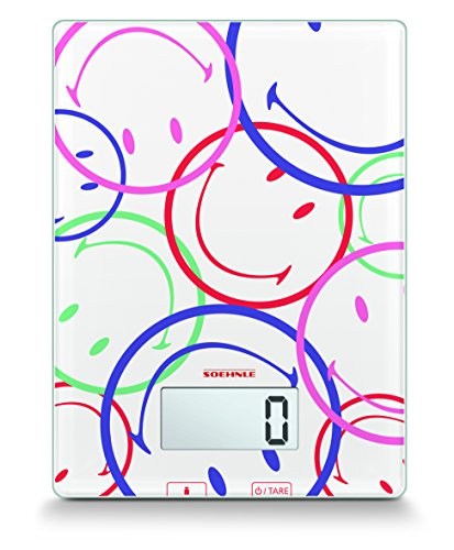 Soehnle 66300 balance de cuisine numérique dynamic smiley