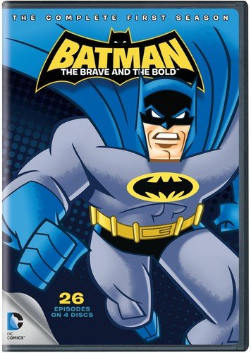 DVD : Batman: The Brave and the Bold: The Complete First Season (Boxed Set, Eco Amaray Case)