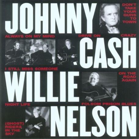 Johnny Cash & Willie Nelson - VH1 Storytellers [Live] - Zortam Music