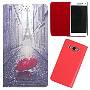 DooDa - For Huawei Honor Holly PU Leather Designer Fashionable Fancy Flip Case Cover Pouch With Smooth Inner Velvet