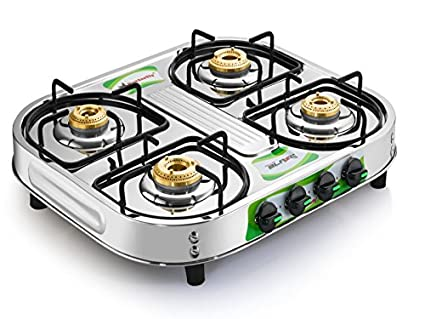 Butterfly Blaze Manual Ignition Gas Cooktop (4 Burner)