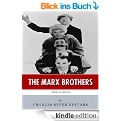 American Legends: The Marx Brothers (English Edition)