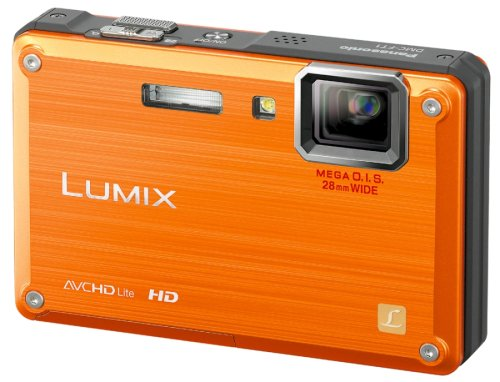 Panasonic LUMIX FT1 サンライズオレンジ