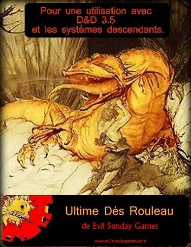 Couverture du livre Ultime dés Rouleau