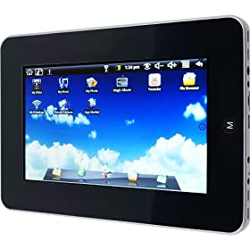 CrystalView 4 GB 7-Inch E-Pad Touch Screen Google Android 1.9