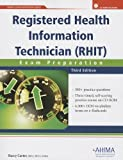 img - for Registered Health Information Technician (RHIT) Exam Preparation [With CDROM] (AHIMA Exam Preparation) book / textbook / text book