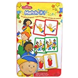 51ZeqOPVyNL. SL160  Caillou Match it! Memory Game
