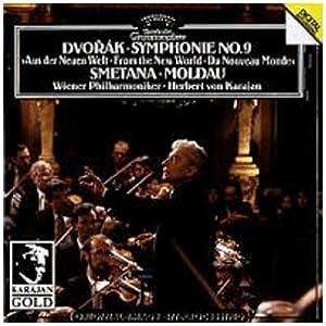 "Dvorak: Symphony No. 9 ""From the World"" / Smetana: Die Moldau"
