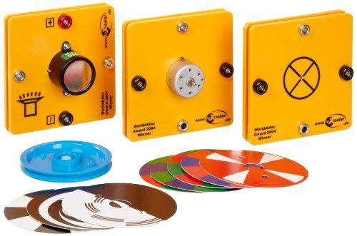 3B Scientific U10972 4 Piece Photovoltaics Equipment Accessories Set