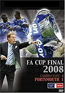 FA Cup 2008 - Cardiff City 0 Portsmouth FC 1 [DVD]
